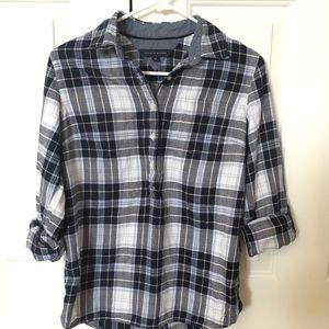 Tommy Hilfiger Women's Flannel Shirt